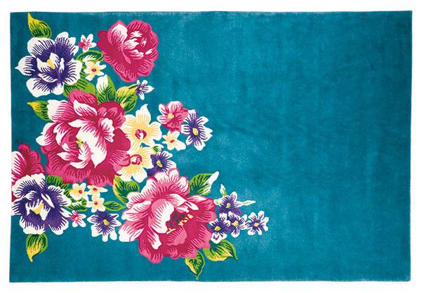 Koberec Formosa, Nanimarquina, 170 × 240 cm, 2 495 €, www.ambientedirect.com