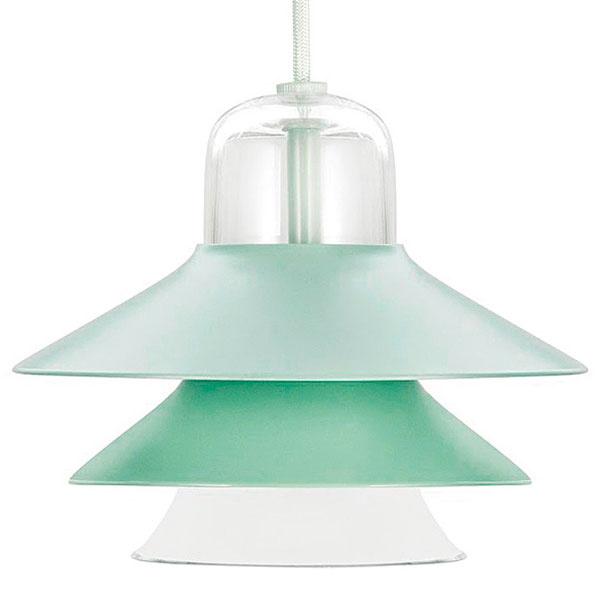 Závesné svietidlo Ikono Lamp, Normann Copenhagen, priemer 20 cm, 160 €, www.finnishdesignshop.com