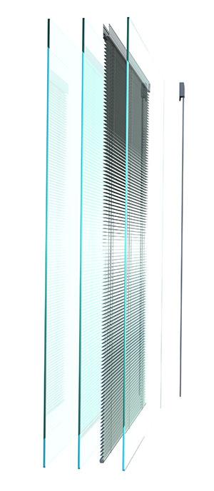 Multifunkčné izolačné skla