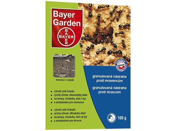 BAYER GARDEN – Granulovaná nástraha proti mravcom®