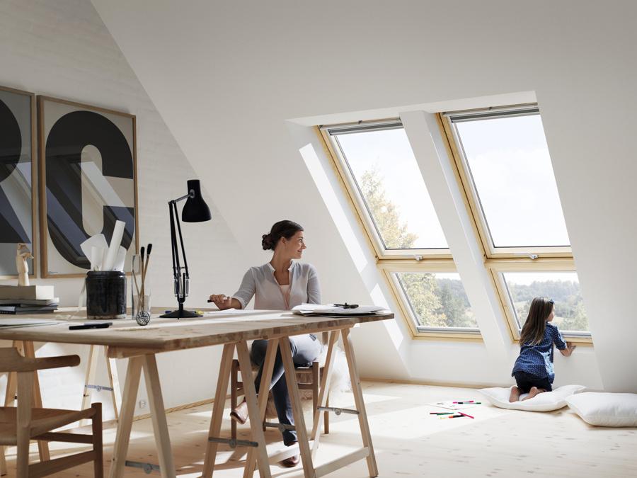 Odborník radí: Ako vyberať strešné okno