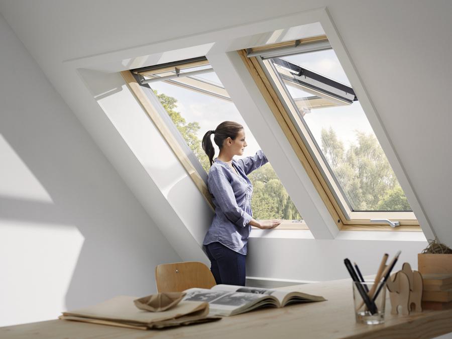 Ako vybrať strešné okno?