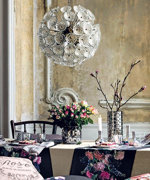Schladené teplo, zahriata zima. Kombinácia dvoch kontrastov dotvára harmóniu každého stolovania.