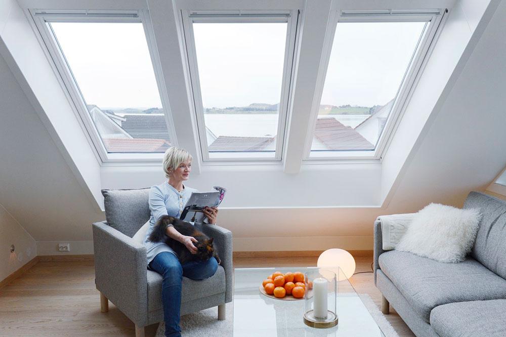 Vychutnajte si nový pocit priestoru pod strechou