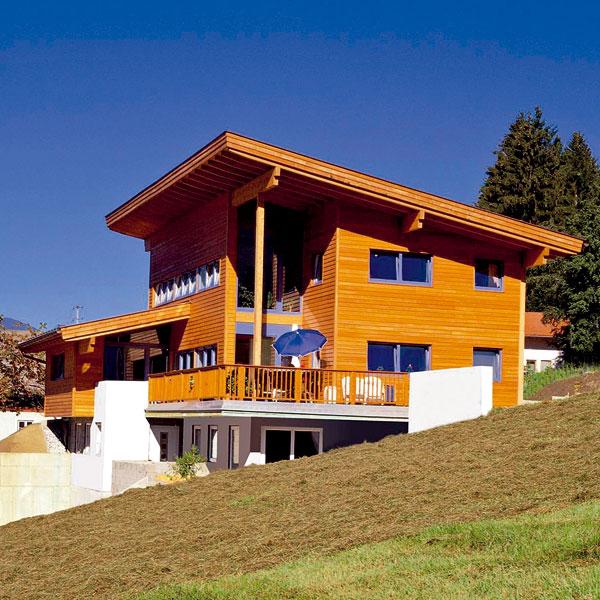Ochrana dreva v exteriéri