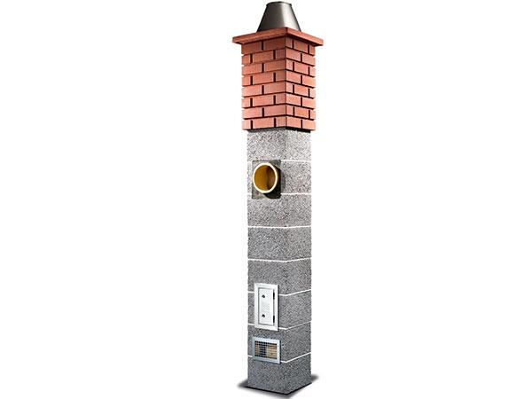 K novému domu kvalitný komín