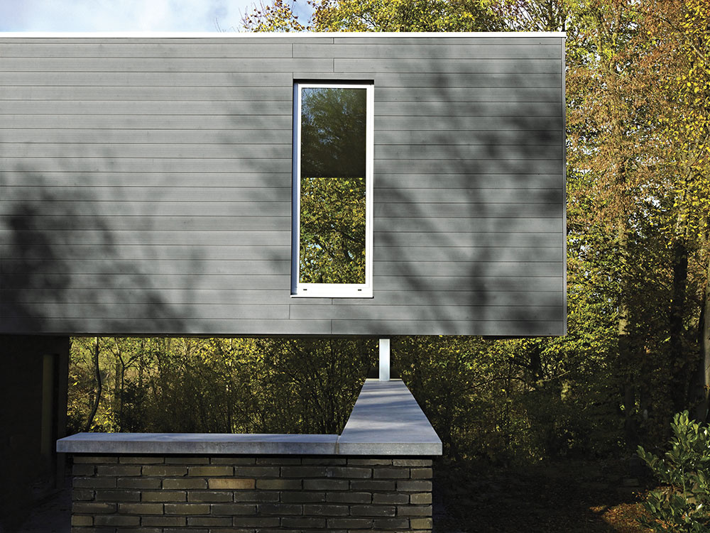 Fasádne obklady pre dom s charakterom