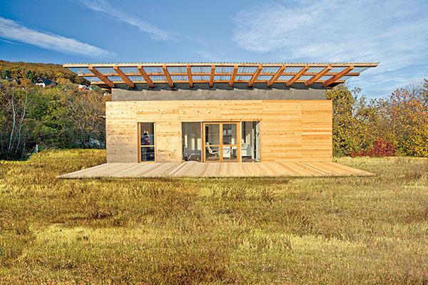 Svojpomocná stavba obnoviteľného domu – diel 10.