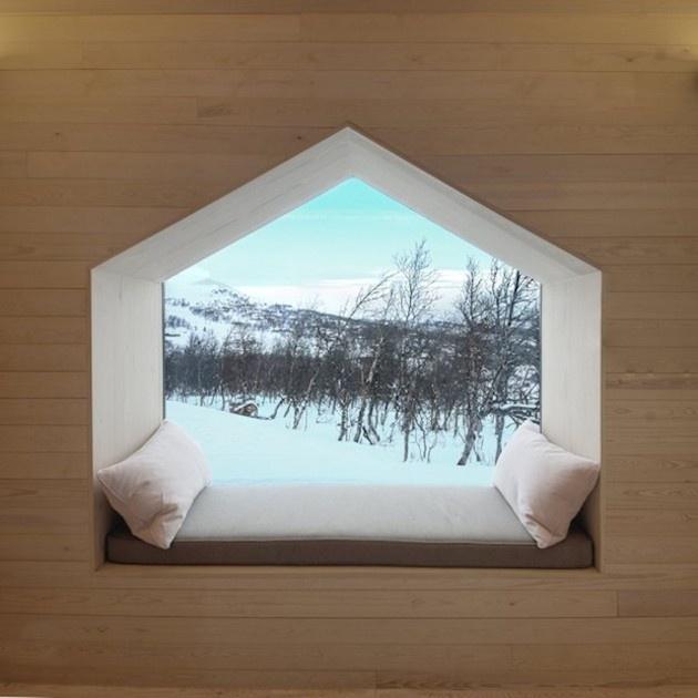 Nórska drevostavba