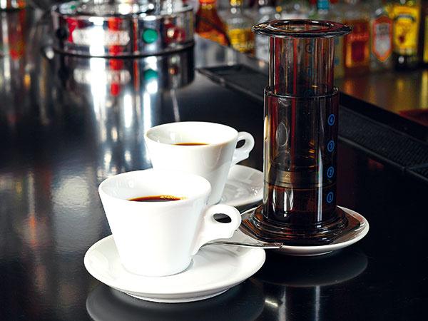 Aeropress – alternatívny spôsob prípravy kávy