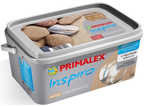 Nové odtiene interiérových náterov PRIMALEX