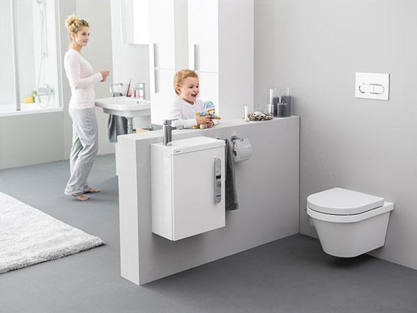 Koncept Chrome – čisté riešenie kúpeľne aj WC