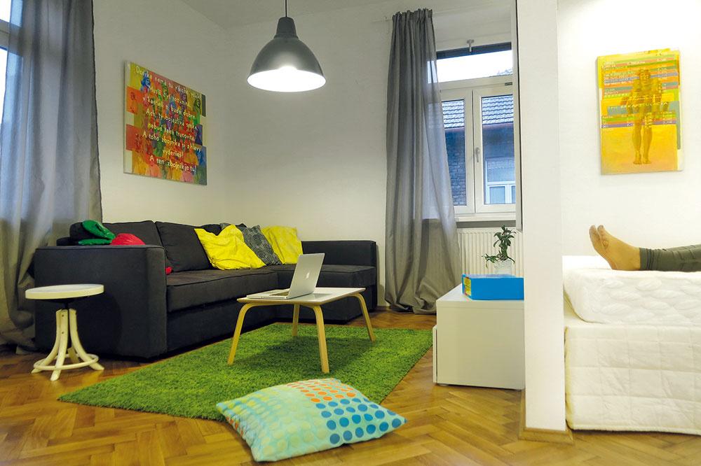 Nízkorozpočtová rekonštrukcia malého bytu v Bratislave