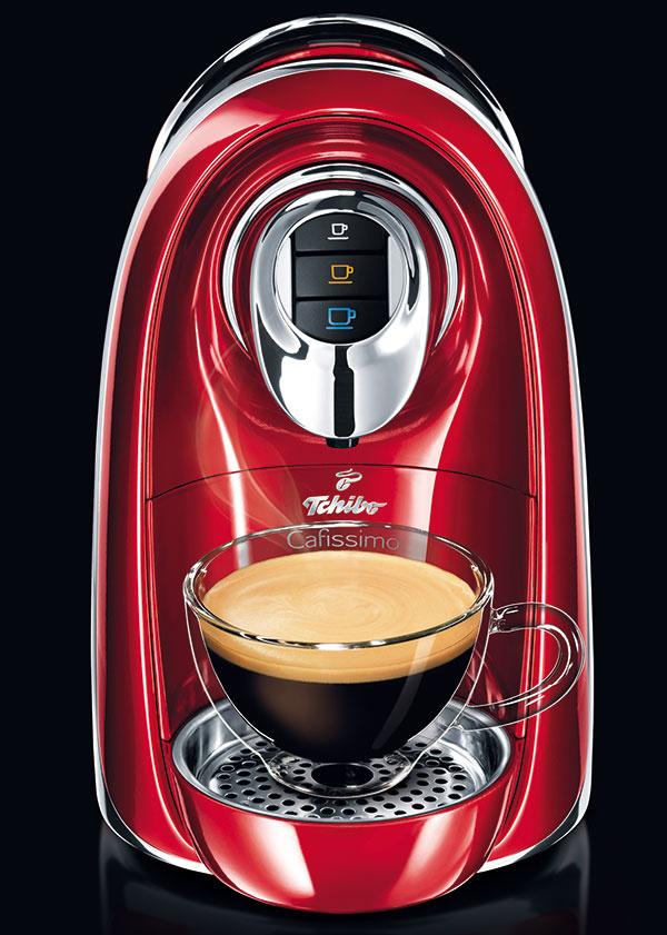 kávovar Tchibo Compact