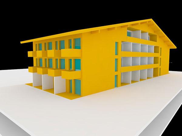 Slováci postavia štvorposchodový hotel v Kaprune