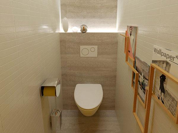 2 riešenia, ako funkčne a prakticky zariadiť panelákovú kúpeľňu