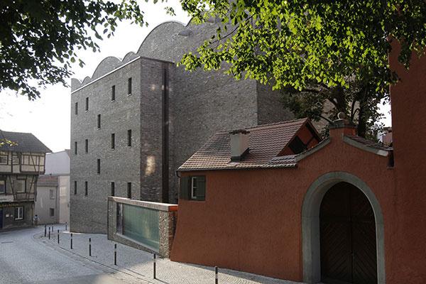 Múzeum umenia v nemeckom Ravensburgu, stavba ocenená v kategórii verejné budovy