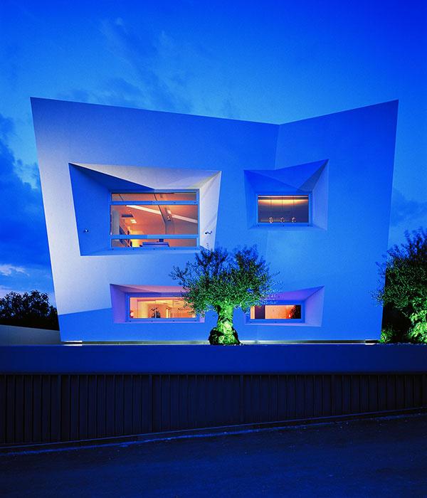 Lumenart – dom svetla v meste Pula