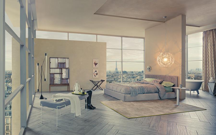 10 interiérov, ktoré vás očaria svojou atmosférou