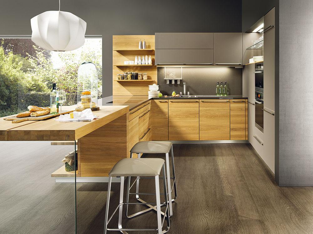 Kuchynská zástena by mala byť praktická apekná. Ako si ju vybrať?