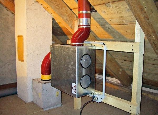 Teplo v nízkoenergetickom dome
