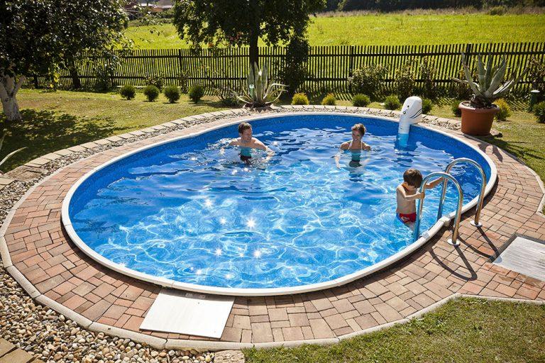 Starostlivosť o bazén v lete