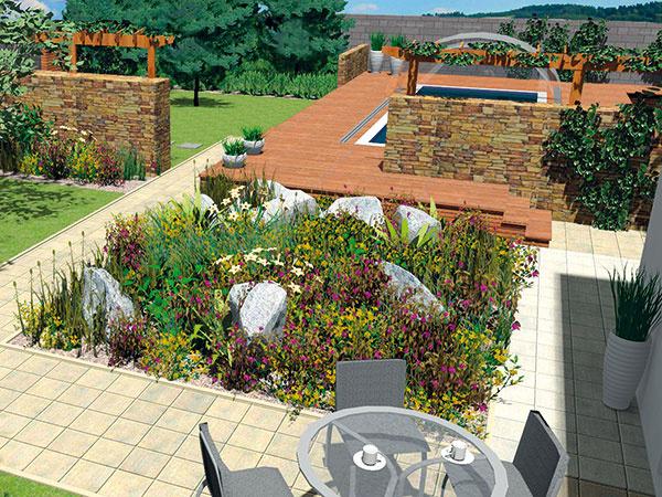 Záhrada ako povinnosť alebo pre radosť ana relax?
