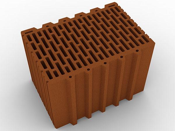 Tvarovka Leiertherm 38 N+F je produkt s výbornými tepelnoizolačnými vlastnosťami