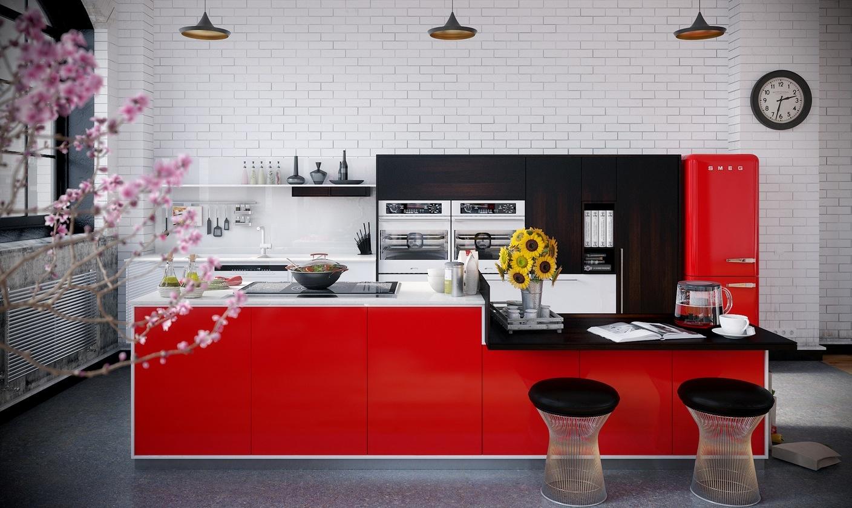 Loftový byt, ktorý sa vám bude páčiť – priemyselný i živý
