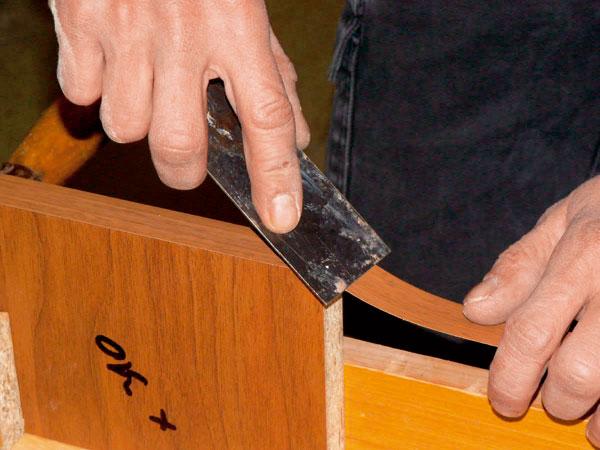 Drobné opravy nábytku