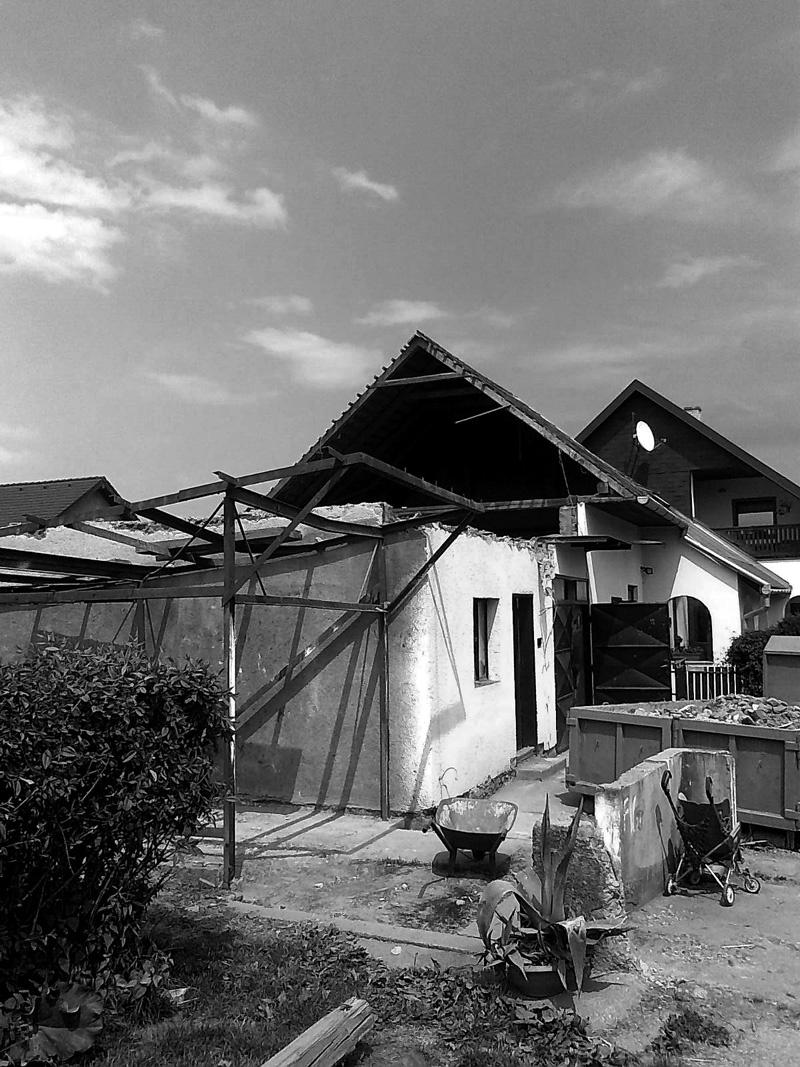 Netradičná premena hospodárskej budovy