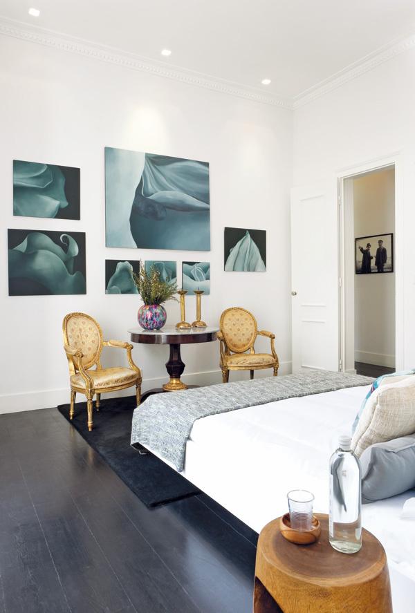 V zrekonštruovanom byte z 19. storočia vytvorili originálnu zmes dnešného komfortu a starosvetského luxusu