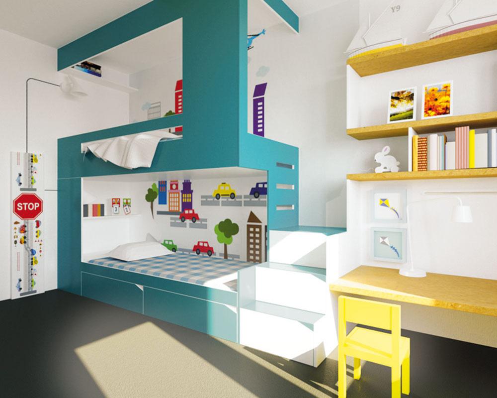 Ako by mala vyzerať detská izba? Pozrite si aktuálne trendy
