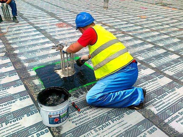 Novinka pre izoláciu spodnej stavby