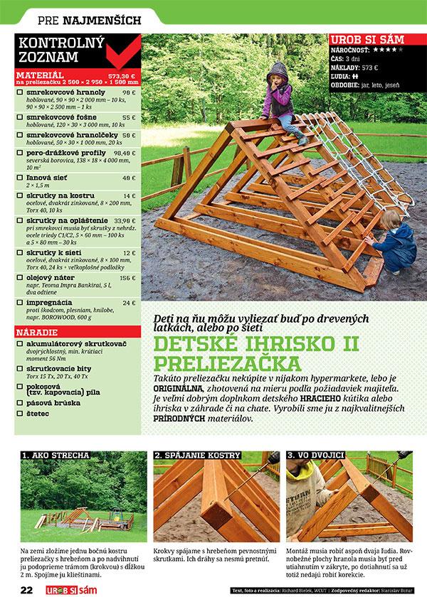 Septembrové vydanie časopisu Urob si sám v predaji