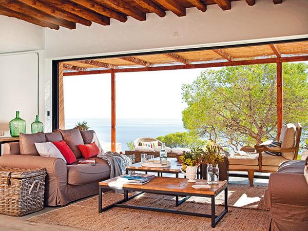 Dovolenkový dom s atmosférou stredomorskej romantiky