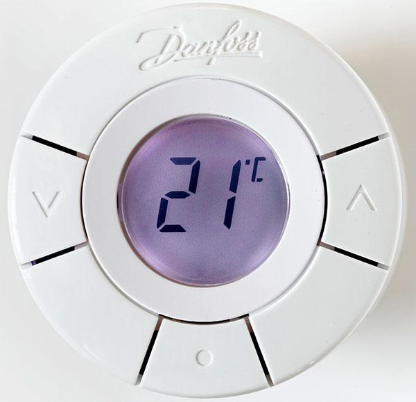 Nahradením tradičných termostatických hlavíc elektronickými termostatickými hlavicami living eco® ušetríte až 23 % energie