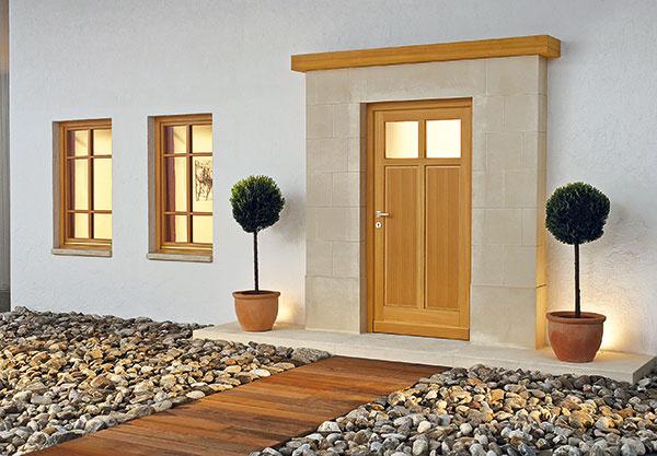 Drevené dvere Gablonz 3 Vitas od spoločnosti Josko, predáva Lexmed Slovensko.