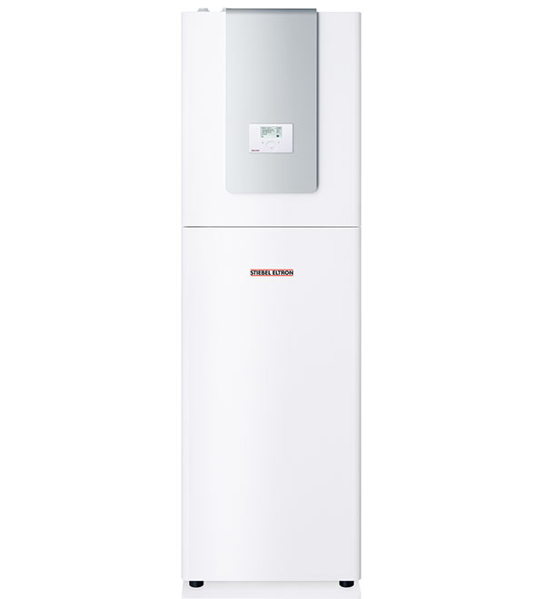 Tepelné čerpadlo Stiebel Eltron WPC 04 zem – voda, kompaktné zariadenie sfunkciou vykurovania aprípravy teplej vody, výkonové číslo (COP) 4,8, rozsah použitia zdroja tepla –5°C až +20 °C, minimálna teplota vykurovacej vody 15 °C, maximálna teplota vykurovacej vody 60 °C, variant WPC cool ponúka dodatočnú funkciu chladenia, www.stiebel-eltron.sk