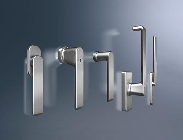 Dizajnové kľučky a madlá