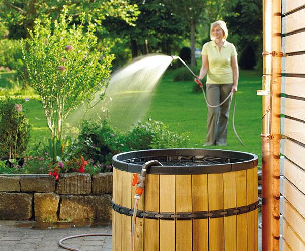 Hospodárime s vodou 2. diel – Využitie dažďovej vody