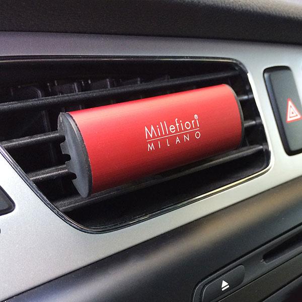 Vône do auta Millefiori Milano sú elegantným a zároveň voňavým doplnkom pre vaše auto. www.stylovo.sk