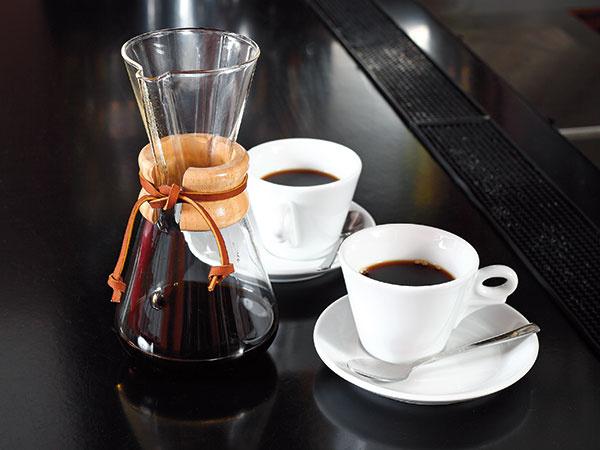 Chemex – ďalší zaujímavý spôsob prípravy kávy