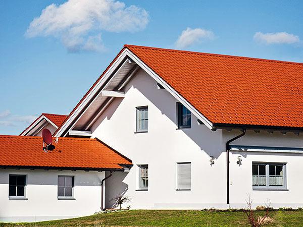 Vplyv strešnej krytiny na teplotu v interiéri
