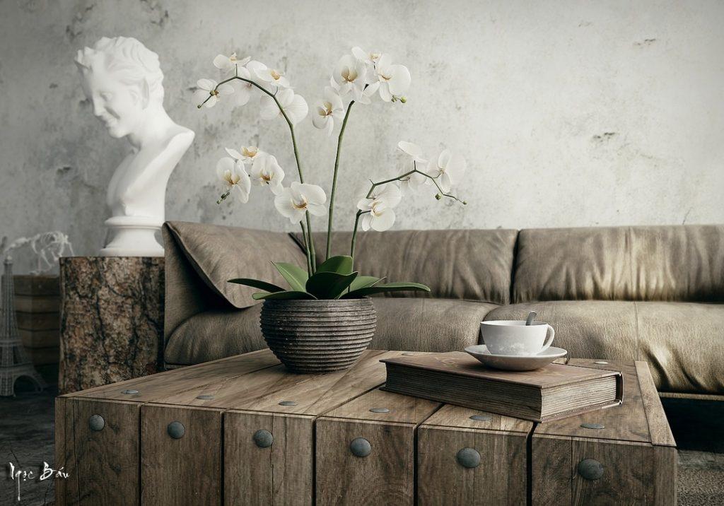 10 moderných interiérov, ktoré oživili prírodné a rustikálne detaily