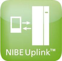 Tepelné čerpadlo vždy na dosah - pomocou NIBE Uplink