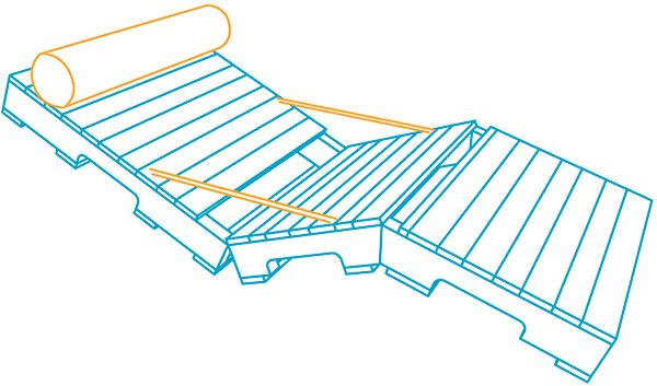 Zodpadu. Paletový nábytok nie je už horúcou novinkou. Využitie týchto jednoduchých zvyškových materiálov je účelné, funkčné, cenovo dostupné apri majstrovaní ležadla, police či sedačky sa zapotíte, no aj zabavíte.