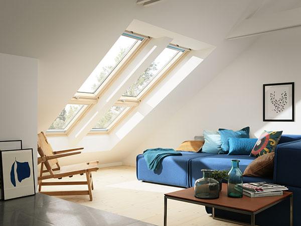 Denné svetlo a teplo zo slnka je bezplatný zdroj energie, ktorý môže výrazne znížiť spotrebu energie a taktiež platby za vykurovanie.
