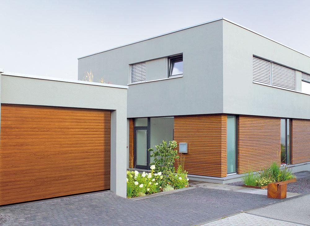 Samostatne stojaca garáž nezaberá vdome miesto, navyše nehrozí, že vňom bude zdrojom hluku či zápachu. Vkaždom prípade by však dom agaráž mali spolu ladiť.