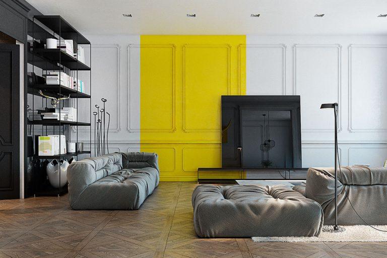 Oživte svoje bývanie žltou! Ponúkame vám 10 inšpirácií, ako na to